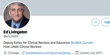 اخراج سردبیر مجله پزشکی آمریکایی به خاطر تفسیر نژادی