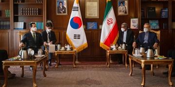 دیدار نخست وزیر کره جنوبی با مشاور رهبر معظم انقلاب