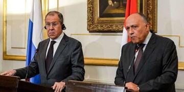 لاوروف در قاهره بر ضرورت بازگشت سوریه به اتحادیه عرب تاکید کرد