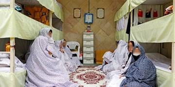 ۲۰۰ زندانی زن درایام نوروز به مرخصی رفتند