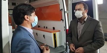 بازدید از مرکزی که آمبولانسها را اورژانسی سرپا میکند