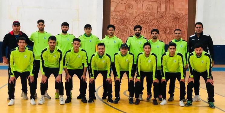 فوتسال فارس در وضعیت قرمز/ تنها امتیاز لیگ برتری فوتسال آقایان  فارس در خطر از دست رفتن