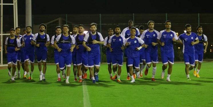 اقدام عجیب AFC  قبل از بازی استقلال-الاهلی/ در زمین بازی گرم نکنید!