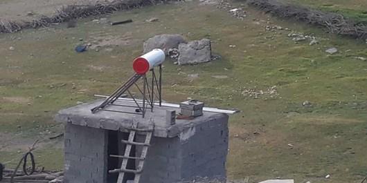 خدمتی دیگر از منابع طبیعی در مناطق محروم کهگیلویه و بویراحمد/ نصب ۵۰ دستگاه آبگرمکن خورشیدی در پیچاب باشت