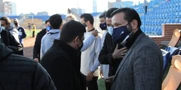 مدیرروستا: پیکان یک بار هم از اشتباهات داوری سود نبرده/ استفاده از  VAR در ایران کمتر از صعود به جام جهانی نیست