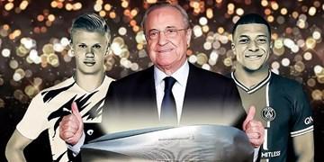 پرز- چشمانداز رئال مادرید تا 2025 / امباپه، هالند و رسیدن به قله دوباره اروپا