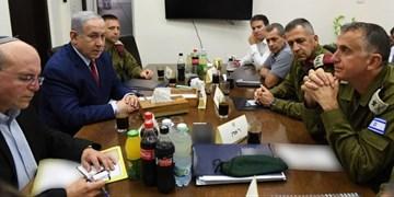 جلسه کابینه امنیتی رژیم صهیونیستی برای بررسی اوضاع نوار غزه
