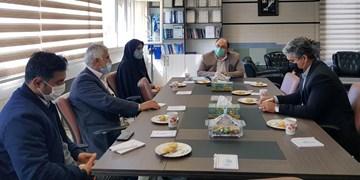 تفاهم نامه همکاری بین شرکت آب منطقهای و کانون پرورش فکری کودکان کردستان منعقد شد