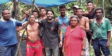 ماجرای نجات خلبان جوانی که ۳۶ روز در جنگل آمازون سرگردان بود/باورم نمیشود که الان زنده هستم!