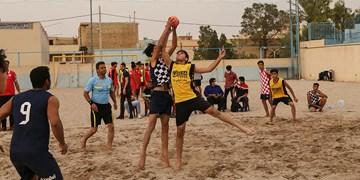 اولین تورنمنت منطقهای |||  هندبال ساحلی در یزد