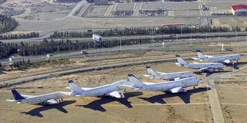 خروج ۱۳ فروند هواپیما از ناوگان فعال هوایی/ کاهش ۴۳ درصدی اعتبار وزارت راه برای بخش جادهای
