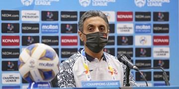 خطیبی: به بازیکنانم ایمان دارم/جای هواداران پرشور تراکتور در آسیا خالی است