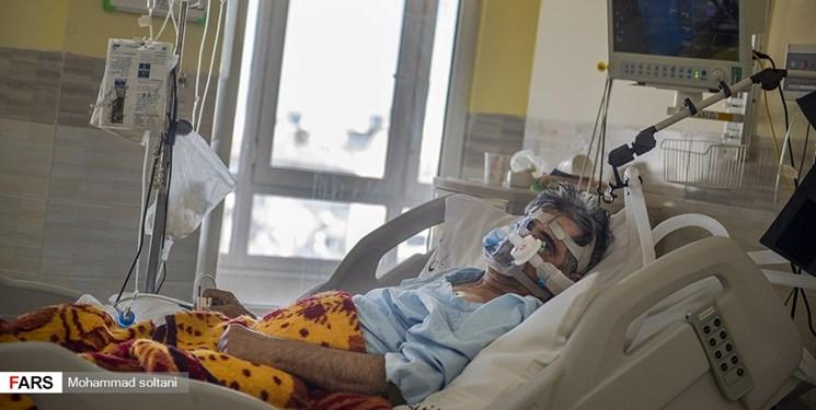 بستری ۶۰ بیمار کرونایی در اسدآباد