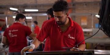 تولید بیش از ۱۷۰ نوع محصول در یک گروه صنعتی در سمنان+ فیلم