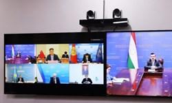 نشست مجازی معاونان نهادهای دیپلماتیک آسیای مرکزی و چین