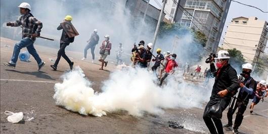 واکنش کرملین به حوادث میانمار؛ مخالف کشته شدن غیرنظامیان هستیم