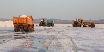 معدن نمک جاجرم  معطل سرمایهگذار/ظرفیتی خفته برای اشتغالزایی