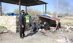 اجرای طرح ارتقای امنیت اجتماعی در قروه/دستگیری 24 معتاد متجاهر در این شهرستان