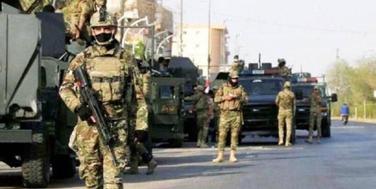 یک تروریست انتحاری در کرکوک عراق کشته شد