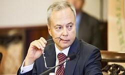 «بردی محمد اف» استوارنامه سفیر جدید اوکراین را پذیرفت