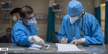 بستری بودن بیش از ۲ هزار و ۵۰۰ بیمار کرونایی در مازندران
