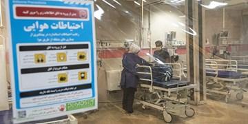 ۳۱۳۸ بیمار بستری کرونایی در مازندران