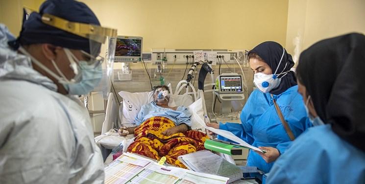 کرونا جان 328 بیمار دیگر را گرفت/4652 نفر در بخش مراقبت ویژه
