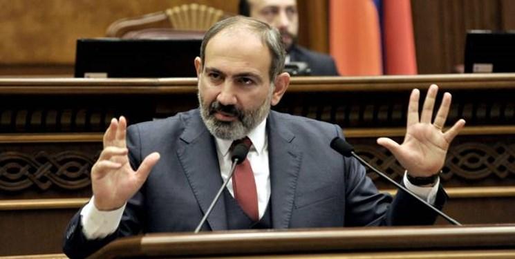 نخستوزیر ارمنستان از تلفات ارتش این کشور در جنگ قره باغ پرده برداشت