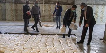توزیع ۲۰۰ هزار غذای گرم و ۴۵ هزار بسته معیشتی در بین نیازمندان اردبیل