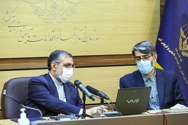 رونمایی از سامانه حمایت از خانواده زندانیان توسط غلامحسین اسماعیلی سخنگوی قوه قضاییه