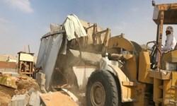 ادامه کوچاندن و غصب منازل عربستانیها برای اجرای طرحهای «بن سلمان» + فیلم