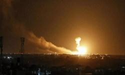 شنیده شدن آژیر خطر در شهرکهای صهیونیستی اطراف نوار غزه