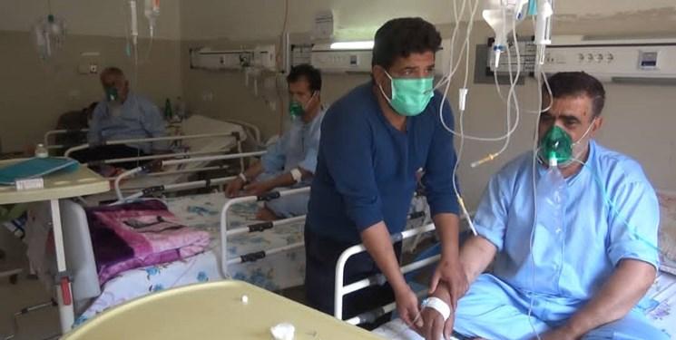اوضاع بحرانی کرونا در غرب استان اصفهان