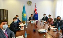 برگزاری رایزنیهای سیاسی قزاقستان و استرالیا