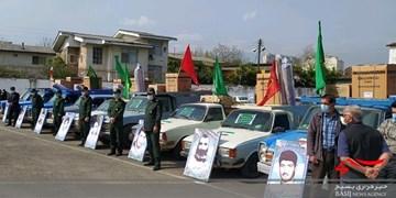 توزیع 580 سری جهیزیه در زنجان