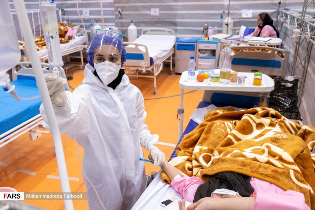 بیمارستان پشتیبان بیماران کووید ۱۹ شهید دستغیب شیراز