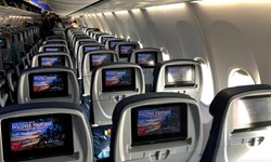 نقش 57 درصدی صندلی خالی میانی هواپیما در کاهش انتقال کرونا