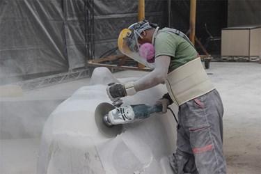 سمپوزیوم ملی مجسمهسازی در کرمان