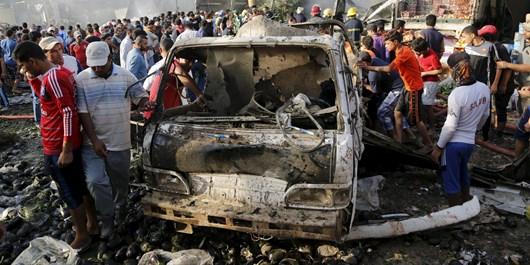 عضو پارلمان عراق: رد پای موساد در انفجار تروریستی بغداد و حمله نینوی پیداست