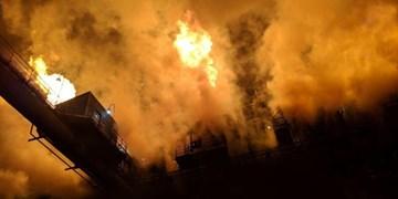 انفجار در کارخانه فولاد در یزد/ ۹ نفر زخمی شدند