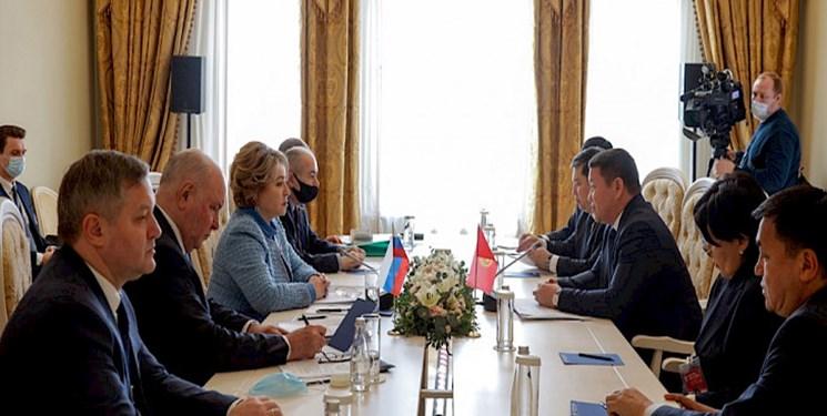 قرقيزستان،رئيس،شوراي،پارلماني،پارلمان،ديدار،كشور،پرسي،روابط