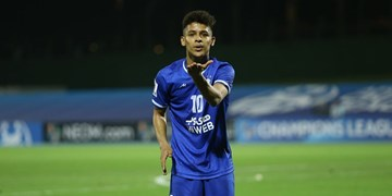 فیلم/شادی پس از گل قائدی زیباترین شادی گل هفته لیگ قهرمانان آسیا