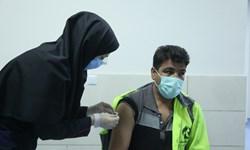 استفاده مدیران شهرداری از واکسن پاکبانها ؛ این بار در آبادان