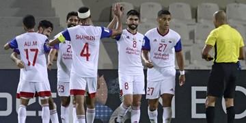 لیگ قهرمانان آسیا| پیروزی شارجه مقابل پاختاکور/تیم اماراتی در صدر از تراکتور فاصله گرفت
