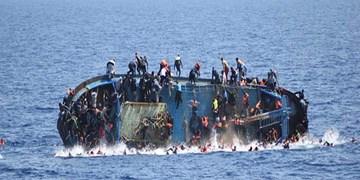 دستکم 21 مهاجر در مجاورت سواحل تونس غرق شدند