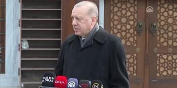 اردوغان: نمیتوانیم سالها زندگی با ارامنه را فراموش کنیم