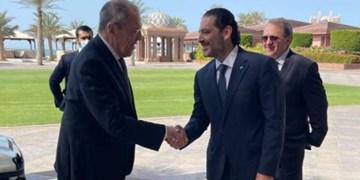 الحریری و لاوروف درباره تشکیل دولت لبنان گفتوگو کردند
