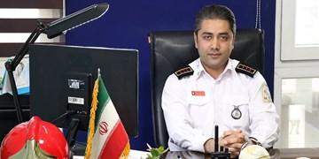 ۱۲۷۰۰ تماس تلفنی با آتشنشانی مشهد طی ۷ روز