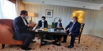 نشست سه جانبه دیپلمات های ایران، روسیه و چین در وین