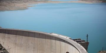 ۲۲ درصد از حجم سد زایندهرود آب دارد